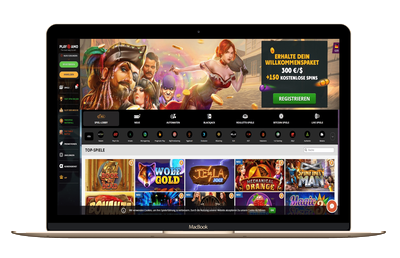 PlayAmo Casino Screenshot