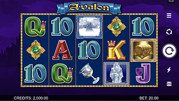 Avalon Microgaming Online
